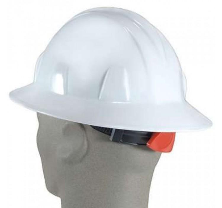 Mũ ssenda mặt phẳng màu đỏ (trắng)