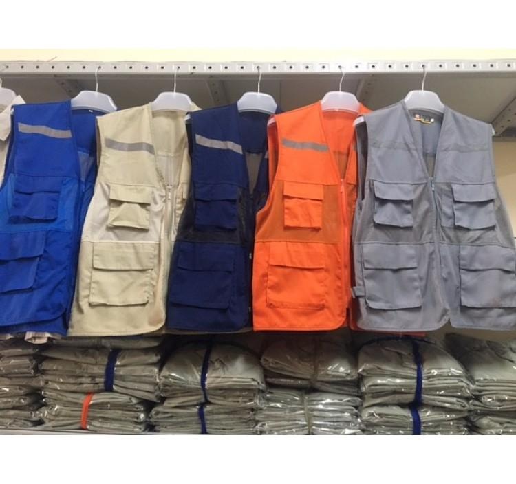 Áo ghi lê xanh da trời, trắng sữa, xanh lam, da cam (MÃ GL01)