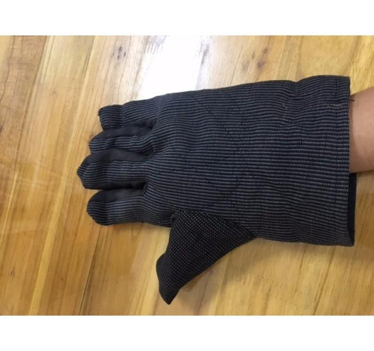 Găng kaki vải