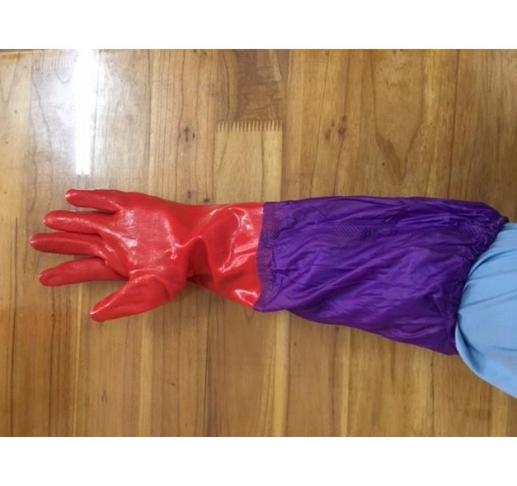 Găng sứa dài đến khuỷu tay
