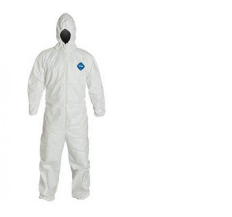 Quần áo chống hóa chất DUPONT TYVEK