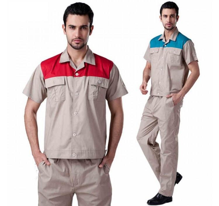 Bộ đồng phục lao động R02